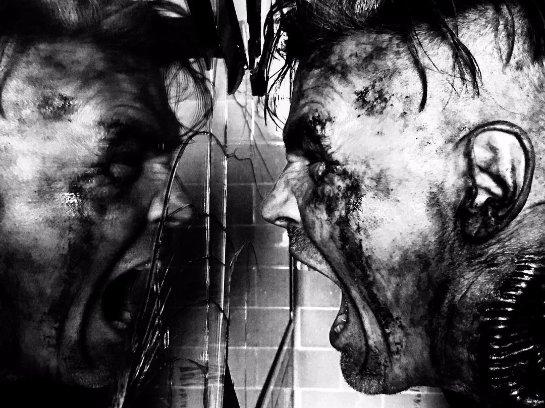 Фото со съемок второго «Дэдпула» с Джошем Бролином в роли Кэйбла