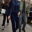 Белла Хадид в спортивном костюме Visitor on Earth