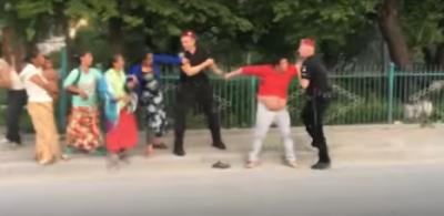 В Тернополе ромы, вооруженные палками, напали на подростков