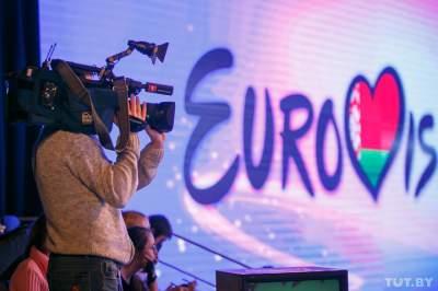 Google назвал лидеров Евровидения