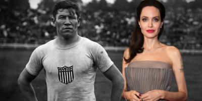 Анджелина Джоли снимет фильм о спортсмене