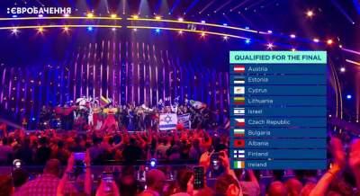 Стало известно, кто прошел в финал Евровидения-2018