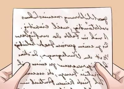 Названы заболевания, которые определяются по почерку