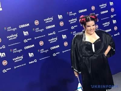Фаворитка  Евровидения- 2018 рассказала, к чему стремится
