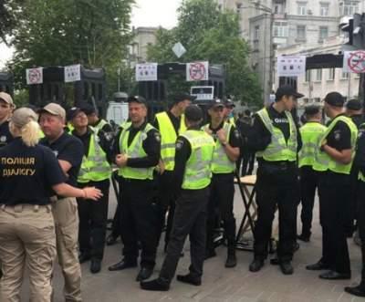 В полиции отчитались о своей работе на массовых мероприятиях