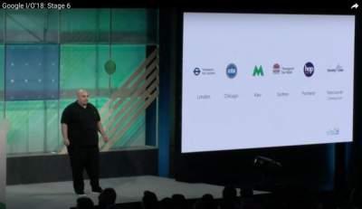 В Google похвалили систему оплаты в метро Киева