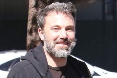Как близнецы: Бен Аффлек показал фото с похожим на него мужчиной