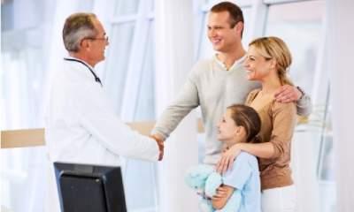 Стало известно, сколько украинцев выбрали своего семейного врача