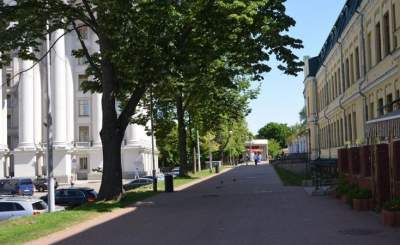 В Киеве обещают создать Бельгийскую аллею