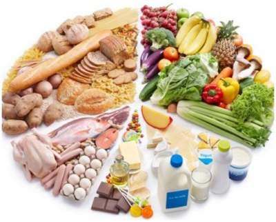 Названы основные правила здорового питания