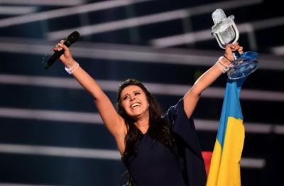 Украина попала в десятку лучших выступлений на Евровидении