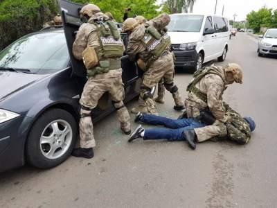 На Киевщине обезврежена банда грабителей