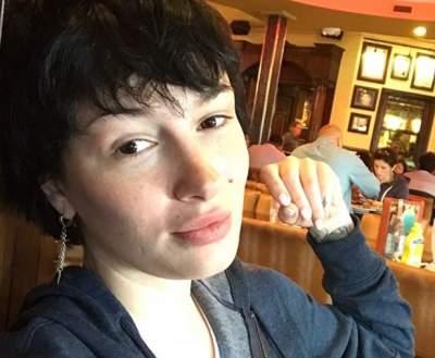 Анастасия Приходько показала, как выглядела в детстве