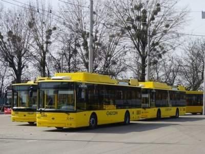 Власти Киева разрешили повысить тарифы на проезд в транспорте