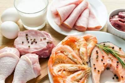 На этой белковой диете можно сбрасывать по 1 кг в сутки