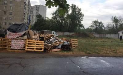 В Днепровском районе Киева появится новый сквер