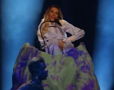 Несчастливое платье: стилист нашел оправдание провала России на Евровидении