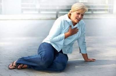 Тревожные симптомы, которые могут указывать на инфаркт