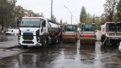 Какие дороги обещают починить в Киеве этим летом