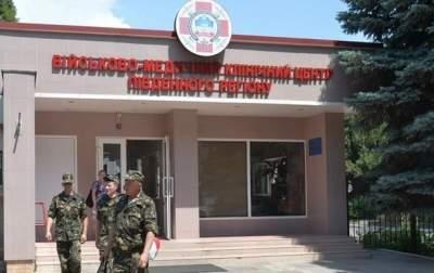 В военном госпитале Одессы будут работать канадские врачи