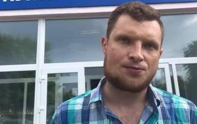 В Полтаве журналисту сломали челюсть