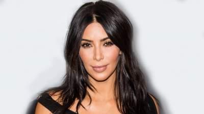 Ким Кардашьян рассказала, как ей удается сохранять молодость