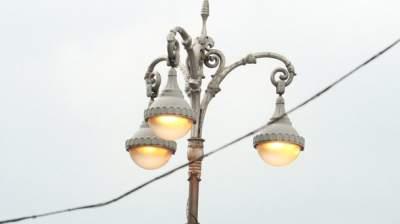 В Киеве обещают заменить 13 тысяч светильников