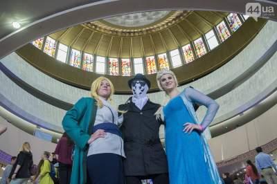 В столице с размахом прошел Kyiv Comic Con 2018