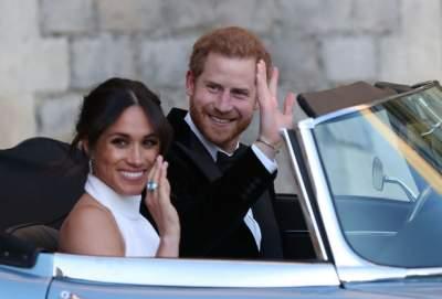 Принц Гарри подарил Меган Маркл кольцо принцессы Дианы