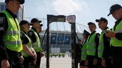 В Киеве полиция работает в усиленном режиме