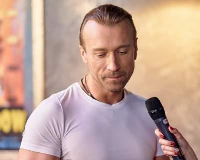 Олег Винник рассказал, каким должен быть настоящий мужчина