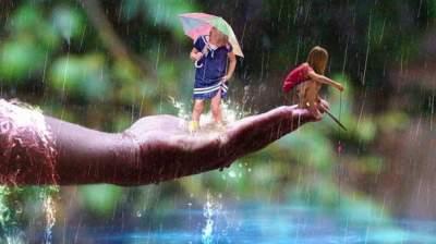 Украину накроют грозовые дожди