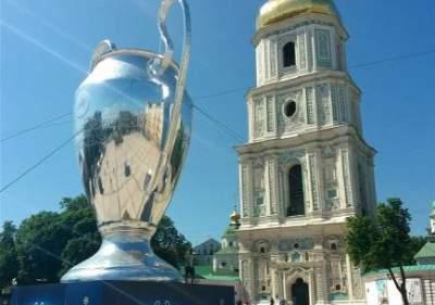 В мэрии Киева отчитались о готовности к финалу ЛЧ