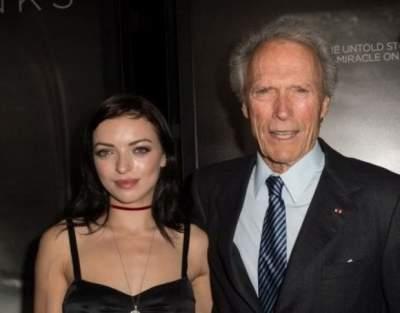 Клинт Иствуд ожидает рождения первого внука
