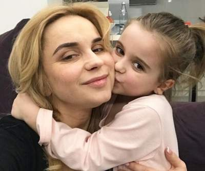 Лилия Ребрик показала первый выпускной своей дочери