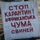 В двух областях Украины обнаружили АЧС
