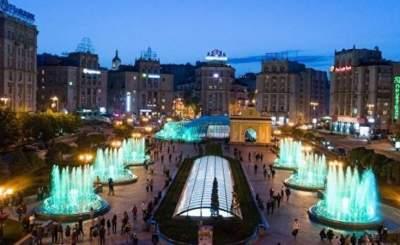 В Киеве временно изменят график работы фонтанов