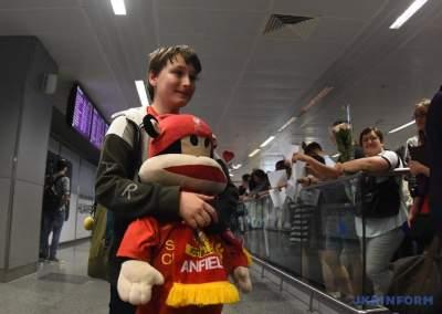 Киевские аэропорты совместно обслужат более 750 «футбольных» рейсов