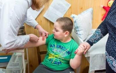 На Закарпатье возросло число заболевших корью детей