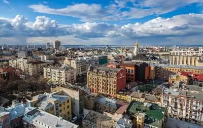 Украинцам пообещали теплую погоду без осадков