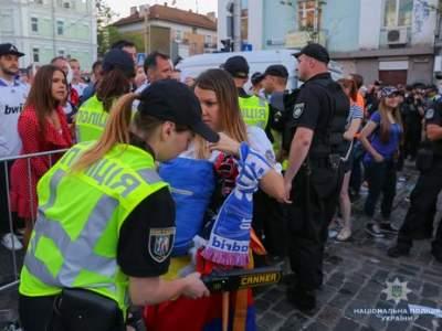 В полицию поступило 71 обращение от футбольных фанов