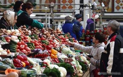 В Сети показали цены в Крыму на фрукты и овощи