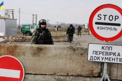 На Донбассе пункты пропуска перейдут на летний график