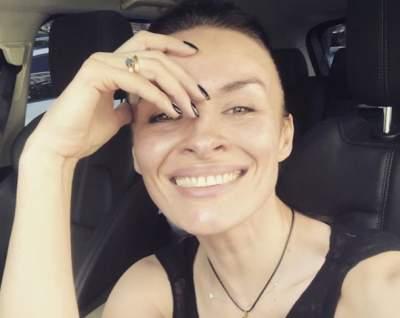 Надежда Мейхер выложила в Сеть фото без макияжа