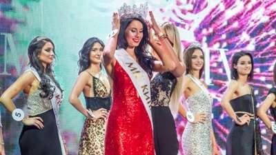В столице выбрали «Мисс Киев-2018»