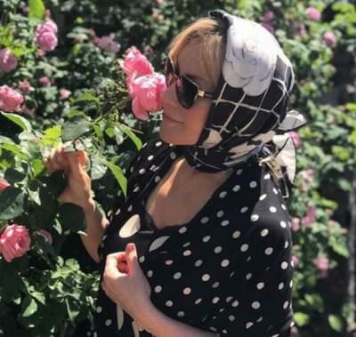 Таисия Повалий прокомментировала свое возвращение в Украину