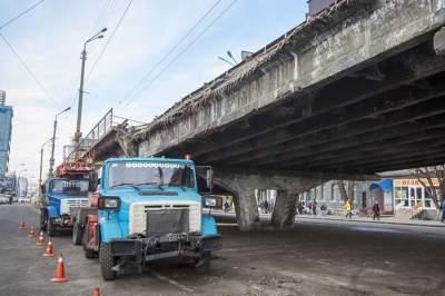 Ремонт Шулявского моста вновь перенесен