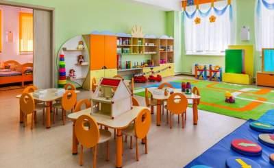 В Дарницком районе Киева реконструируют детсад