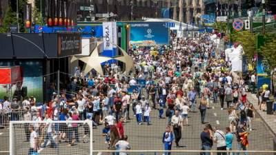 Стало известно, сколько денег потратили на организацию финала ЛЧ в Киеве