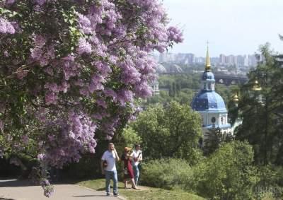 В Киеве май стал самым жарким за последние 137 лет